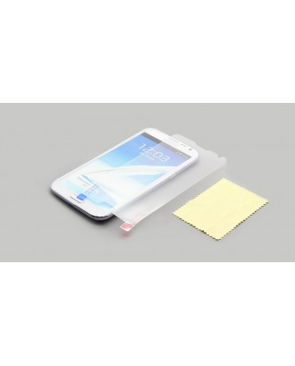 Clear Screen Protector Guard for Samsung Galaxy Note II