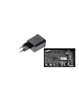 Authentic Samsung 2A USB AC Wall Charger Travel Adapter (Euro Plug)