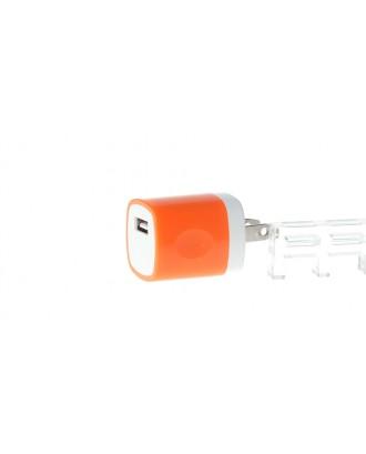 5V 1.0A USB Power Adapter (US Plug)