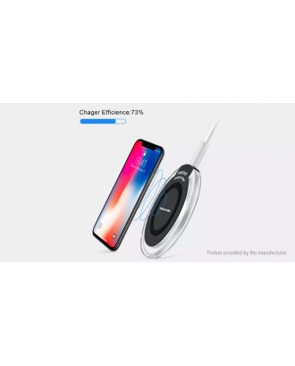 Portable Mini Qi Induction Wireless Charger Charging Pad
