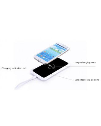 Itian K8 Universal Qi Inductive Wireless Charger
