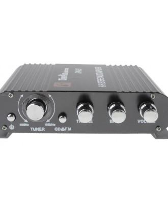 CS069 FM-103 200W Car / Motorcycle Hi-Fi Stereo Sound Amplifier