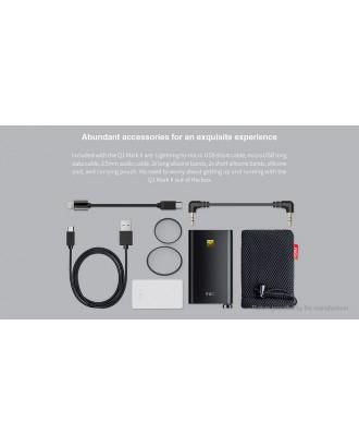 Authentic FiiO Q1 Mark II Hi-Res Audio Native DAC DSD Headphones Amplifier