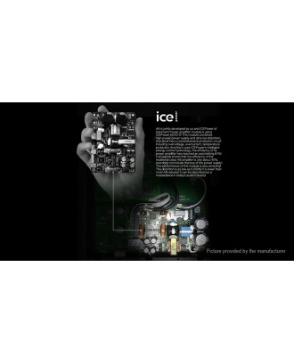 Authentic SMSL A6 Digital HiFi Hi-Res Audio Amplifier DAC Decoder (EU)
