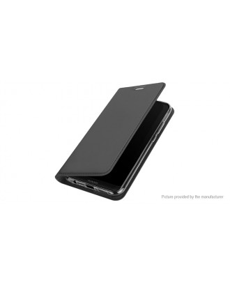 DUX DUICS Skin Pro Series Flip-Open Protective Stand Case for Huawei P20 Lite