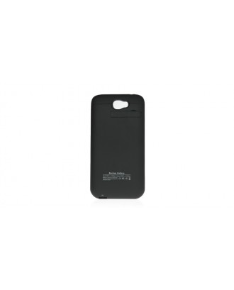 3200mAh Rechargeable External Battery Back Case for Samsung Galaxy Note II